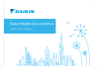 Corporate Profile - Daikin Middle East and Africa