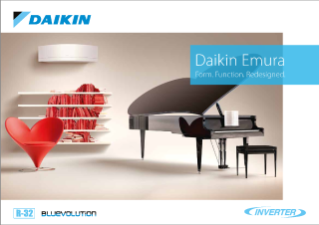 Daikin Emura - Catalogue Egypt