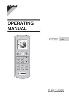 FTN Series - Operational Manual