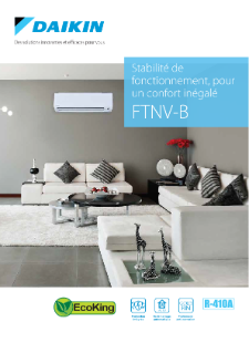 FTNV-B Series  Catalogue - FR