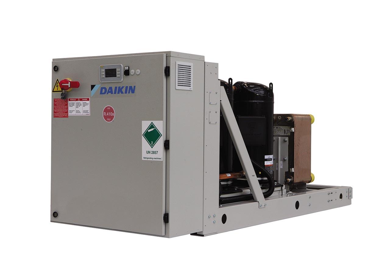 daikin operation manual r410a