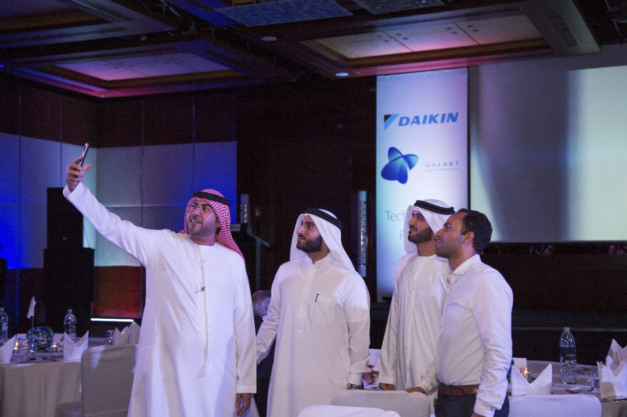 Daikin & Galaxy Cooling Technologies Showcase the New Cooling Range